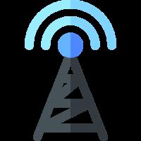 Wireless Technology Icon